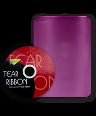 32mm x 91mtr Fuchsia Tear Ribbon