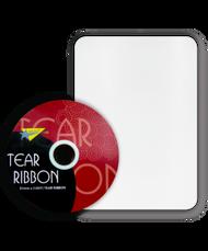 32mm x 91mtr White Tear Ribbon