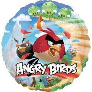 Angry Birds - 45cm Flat Foil