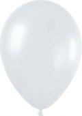 30cm Pearl White Latex - Pkt 100