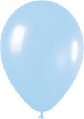 30cm Pearl Light Blue Latex - Pkt 100