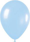 30cm Pearl Light Blue Latex - Pkt 100