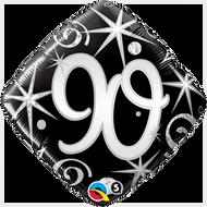 #90 Elegant - 45cm Flat Foil