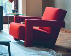 Cassina - Utrecht lounge chair