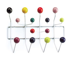 "Vitra - ""Hang it all"" coat hook"