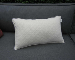 Cane-line - Harlequin scatter cushion (White)