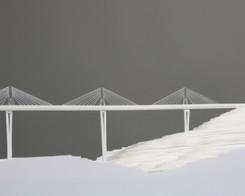 Model - Millau Bridge