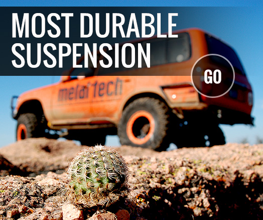 MOST DURABLE SUSPENSION