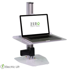 Mircro  Laptop Riser | Electric Lift