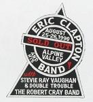 Clapton Stevie Ray Vaughan