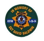 David Baldwin MEMORY PATCH