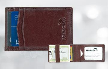 Men's Front Pocket Wallets
