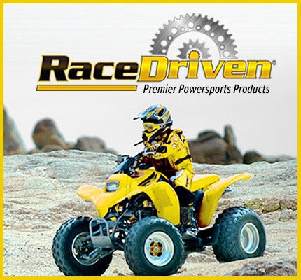 Race Driven Premier Powersports Products
