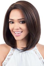 Motown Tress Wig - Ebon HBSL Front 1