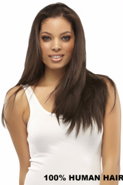 EasiHair Extension - EasiXtend Clip-in Extensions Elite 16 HH Set (#322) Front 1