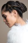 Revlon Wig - Fishtail Braid (#6377) side 1