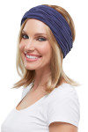 Head Wraps - Softie Boho Beanie (Solid Colors) by Jon Renau Front
