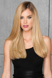 HairDo Extension - 20 Inch 10 Piece Human Hair Extension Kit (#HD20HH) front 1