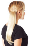 Revlon Wig - 2-in-1 Extension Wrap and Braided Pony Wrap (#6363) Back/Pony