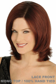 Louis Ferre Wig - Gramercy Rose (#7039LF) Front/Side