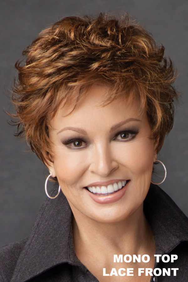 Raquel Welch Wig - Autograph front 1