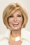 Raquel Welch Wig - Straight Up with a Twist front 2