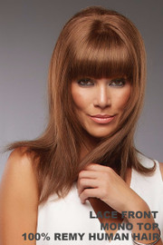 Jon Renau Wig - Sienna HH Exclusive Colors (#717A) Front 1
