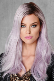 HairDo Wig - Lilac Frost (#HDLILA) front 1