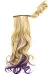 HairDo Extension - Color Splash Pony (#HX23CP) deep purple 3
