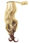 HairDo Extension - Color Splash Pony (#HX23CP) red wine 1