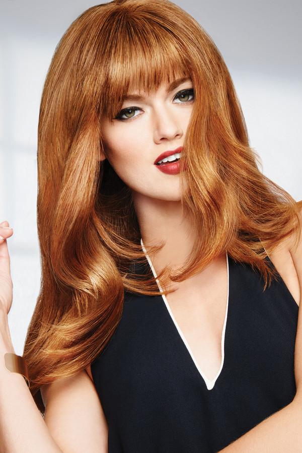 Raquel Welch Wig - Bang - Human Hair front 1