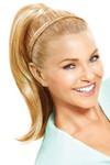 Christie Brinkley Wig - Fishtail Headband (CBFTHB) front 1