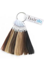 Wigs Color Ring: Hairdo Human Hair