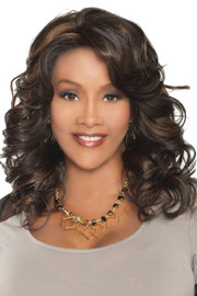 Vivica A Fox Wig - Goldie Front 1