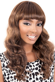 Motown Tress Wig - Cecille Front 3