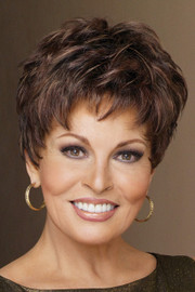 Raquel Welch Wig - Winner - Large Cap front 1