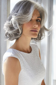 Rene of Paris Wig - Amal #2371 Side/Front