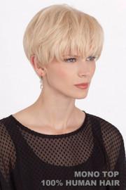 Louis Ferre Wig - Crystal (#9008) - Human Hair