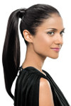 HairDo Extension - 18 Inch Simply Straight Pony (#HXWRAP) side 4