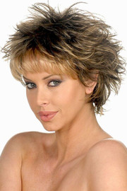 Belle Tress Wig - Nikki III (#6041) Front/Side