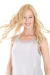 "Belle Tress Wig - Lace Front Mono Top Wave 18"" (#7007) front 3"