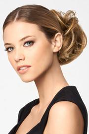 HairDo Extension - Modern Chignon (#HDMDCG) front 1