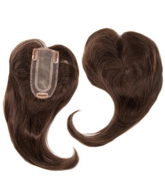 Envy Wigs -- Add On Part - front back