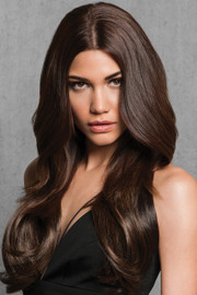 """HairDo Extensions - 22"""" 4pc Fineline Straight Extension Kit (HX22FE) front 1"""