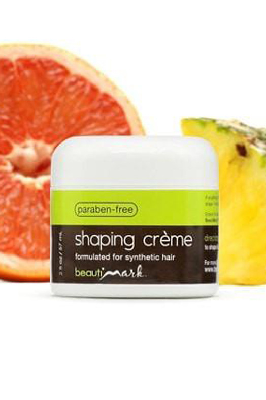 BeautiMark - Shaping Creme - Synthetic Hair front 1