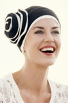 Christine Headwear - Karuna Turban Black (0211)