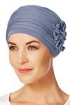 Christine Headwear - Lotus Turban Light Lilac (0171)