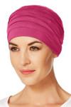 Christine Headwear - Yoga Turban Cerise (0254)