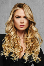 """HairDo Extension - 22"""" Curly Extension  - Front 1"""