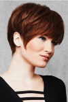 HairDo Wigs - Short Textured Pixie - Front 2
